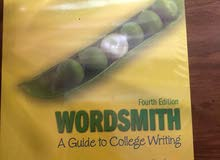 Wordsmith: A Guide to College Writing - Fourth Edition For Sale
