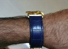 للبيع ساعة نور مجان اصلي شعار الخنجر العماني لون ازرق بحالة ممتازة ب 75 ريال