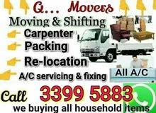 Moving shifting carpenter ..