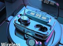 سماعات لاسلكية TWS Bluetooth5.0 HiFi IPX7 سماعات