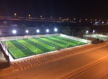 ملعب كرة قدم - طايره
