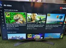 """LG 55"""" Smart LED TV, without box"""