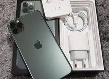 للبيع هاتف ايفون 12 برو ماكس مع جميع أغراضه + للعلم دفع عربون اولا