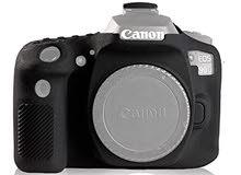 كفر سيلكون لكاميرا كانون  Silicone Rubber Canon