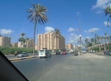 شقة بأبراج المحاربين بالاسكندرية ش مصطفي كامل