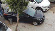 سيارة  هيونداي الينترا 2016 للايجار بدون سائق للمدد فقط والشركات