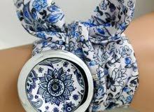 ساعات  نظام  ربطة  بناتية  موديل جديد وجميل