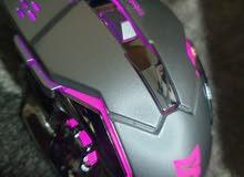 Zero ZR-1900 ZERO Gaming Mouse 3200 DPI, 6 BUTTONS - Black