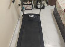 German treadmill with hydrochloric system (kettler marathon st)