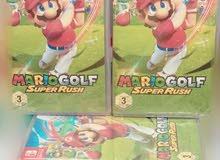 Nintendo switch mario golf