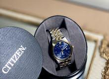 ساعة فخمة سيتيزن Citizen new original watch