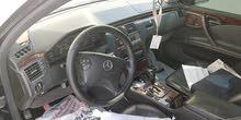 Mercedes E320 2002