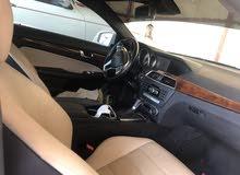 مرسيدس بنز  c350 AMG coupe موديل 2012