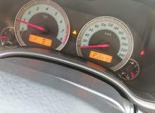 Toyota corolla 1.8cc