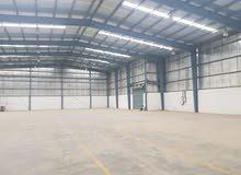 مصنع للايجار مساحة 2000م