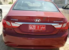 Used condition Hyundai Sonata 2012 with 180,000 - 189,999 km mileage