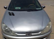 سيارة بيجو 206مديل2009