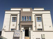 غرف للموظفات خلف عمانتل