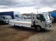 للإيجار بيك اب كانتر 4 طن - for rent pickup canter 4 ton
