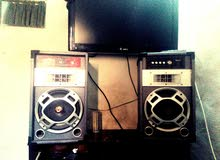 Amplifiers in Used condition for sale in Zarqa