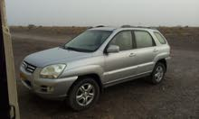 For sale 2006 Silver Sportage