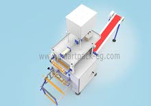 ماكينة تعبئة وتغليف أكياس السوائل الأوتوماتيكية   صناعة مصرية عالية الجودة