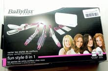 babyliss paris fun style 8 in 1