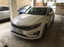 For sale 2015 White Optima