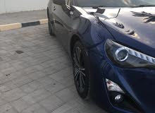 km mileage Toyota GT86 for sale