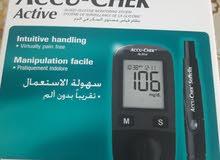 جهاز قياس السكر اكواجك
