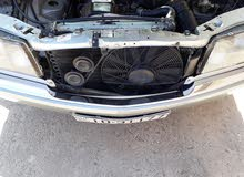 Mercedes Benz S 300 car for sale 1987 in Irbid city