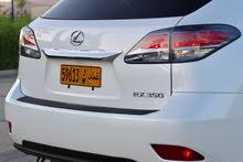 Gasoline Fuel/Power   Lexus RX 2014