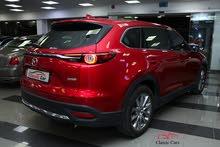Mazda cx9 2018