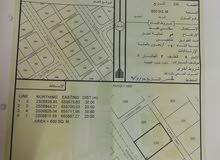 ارض مخطط المعترض للبيع