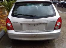 Manual Silver Mazda 2005 for sale