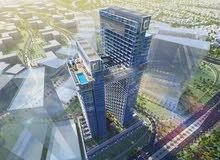 احدث المعالم المعمارية في دبي يضم شقق سكنية و فندقية فاخرة على طريق ام سقيم