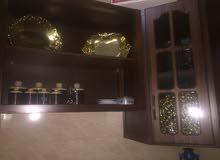 مطبخ مستعمل للبيع بدون اجهزه كهربائية وبدون الفرن طول 345سم العرض262سم للجادين. المبادرة  بسرعة