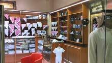 محل ملابس جاهزه للبيع