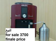 KRUPS EA82 Full Automatic Coffee & Espresso Machine