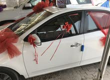 Kia Cerato 2012 For sale - White color