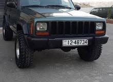 Jeep Cherokee XJ جيب شيروكي مربع  99 للبيع