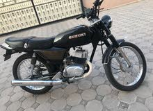 Used Suzuki motorbike available in Nakhl