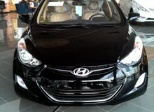 For rent 2016 Black Elantra
