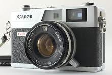 كاميرا canon G3 QL