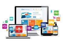 تصميم موافع انترنت وتطبيقات الموبايلات