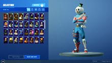 FORTNITE ACOUNT FOR SALE