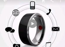 الخاتم الذكي smart ring