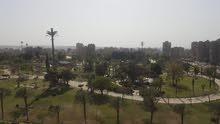 شقه 250م فيو علي اكبر حديقه في مدينه نصر
