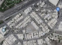 1BHK for rent in wadi kabeer excellect location