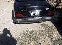 For sale 1985 Black E 200